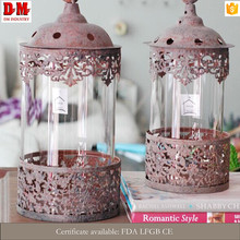 Top Glass Restaurant Moroccan Metal Lanterns