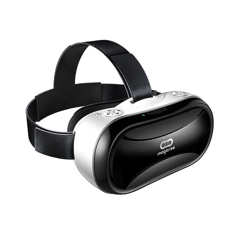 2016 Magicsee New Coming all in one vr headset with best price Magicsee M1 Pro same as the Magicsee M2 3d vr glasses Magicsee M1