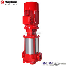 XBD-GDL type Vertical multistage fire hydrant pump fire pump