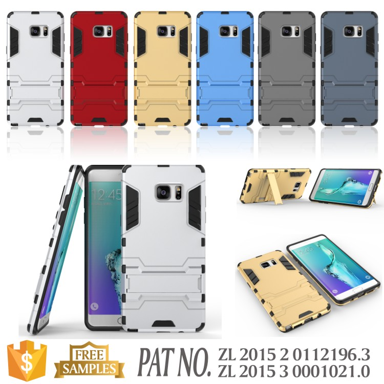 Hard Back Case Hybrid Heavy Duty Anti-shock Cover For Samsung Note 7