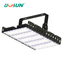 BOSUN Outdoor waterproof ip66 100w 200w 300w square construction site led flood light
