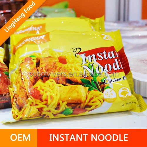 Super Instant Noodle Chicken Flavor