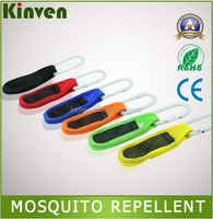 Anti mosquito keychain with citronella oil good brand and product
