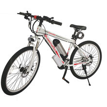 mountain bicycle electric assisted practical mountain bike