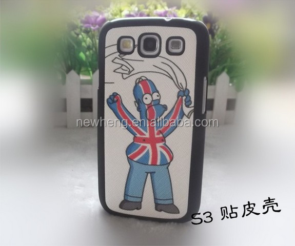 3D deep design case for samsung galaxy s3 9300, Best 3D effect