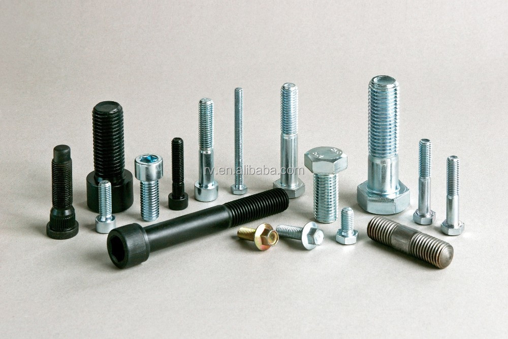 WHOLESALE CARBON STEEL/ STAINLESS STEEL NUT AND BOLT HOT SALE CHEAP PRICE