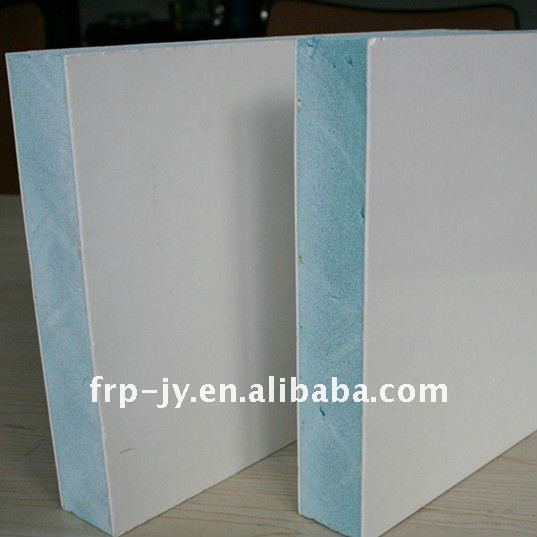 FRP XPS Sandwich Panel For Truck Floor And Exterior Wall