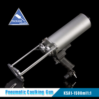 KSA1-1500ml 1:1 Air Spray Gun and Electrostatic Spray Gun