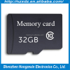 For Micro size 32gb sd card mini tf card for digital camera good qualtiy +free adapter