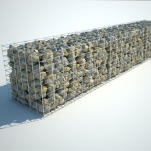 Best price galvanized and PVC coated gabions for retaining wall