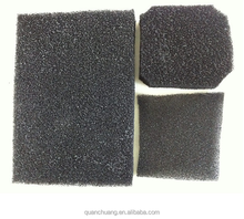 Black Aquarium Biochemical Filter Foam Cotton Sponge For Aquarium Fish Tank Pond