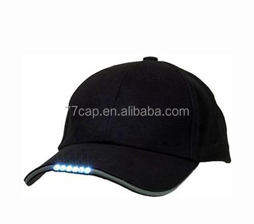 led lighted hats and caps