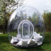 high grade new arrival acrylic hollow sphere chair