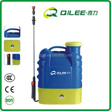 New PE Plastic Farm Tool electric backpack water pump sprayer