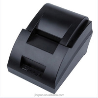Supermarket portable bill cash register receipt list USB 58mm thermal printer wholesale