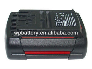 Replacement li-battery for Bosch 36V cordless hammer drills replacment Li-ion battery pack 3Ah for bosch power tools