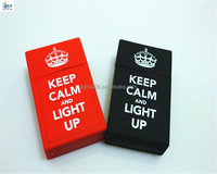 Custom Design Silicone Cigarette Box Cigarette