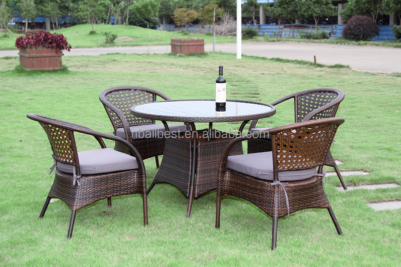 fashionable and high quality dubai outdoor rattan furniture