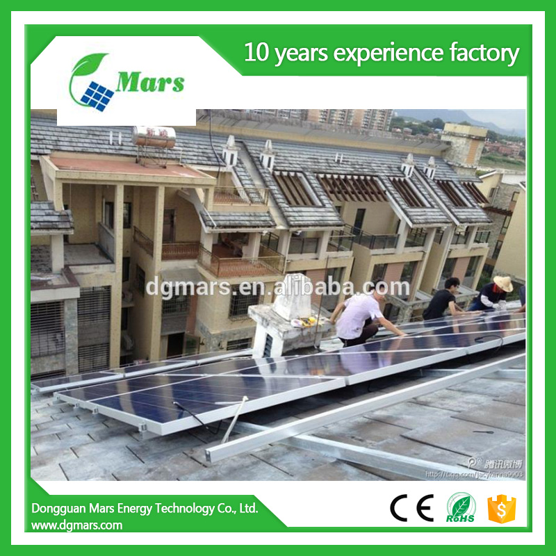 World best selling products compact solar panel system for african