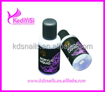 KDS acrylic monomer manufacturers,odourless monomer acrylic nail liquid