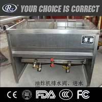 Automatic Meat Frying Machine