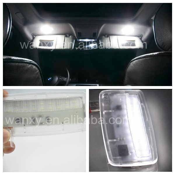 Car Accessaries Auto Led Vanity Mirror Light For Bmw E93/e93 Lci/e88/rolls-royce Rr2 Drophead ...
