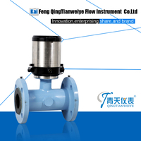 Inside diameter changed electromagnetic flow meter with high accuracy made in China CE certificate