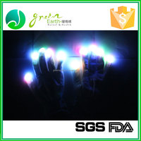 Decoration FDA CE led football industrial bicycle glove