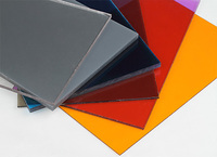 Low price polycarbonate solid sheet for roof/canopy 10years