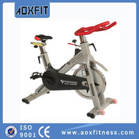 commercial gym use indoor heavy flywheel spin bike