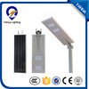 factory direct all in one integrated solar panels outdoor lighting 50w