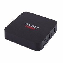 MXS PLUS Android TV Box Amlogic S905 Quad Core Android 5.1 DDR3 1G EMMC Flash 8G WIFI 4K 1080p better than MXV