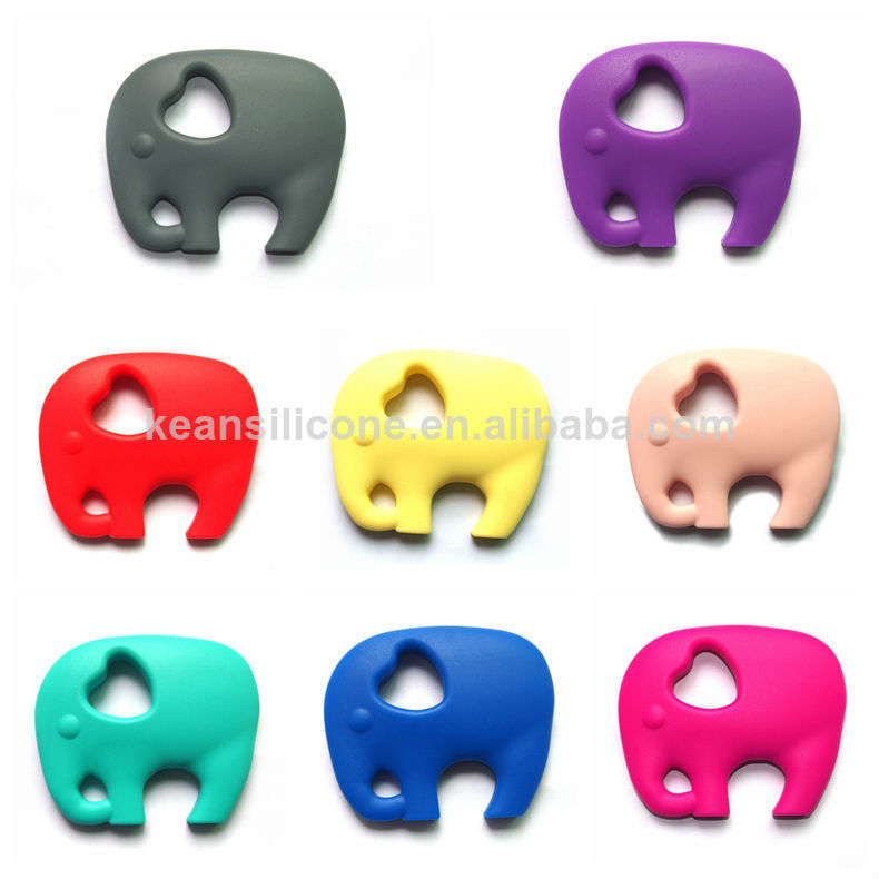 China manufacturer BPA free natural rubber teether baby toys