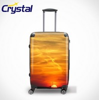 High Quality Discount ABS PC Wheel Luggage Sets/Airport Travel Luggages/Factory Laptop Trolley Case/Trolley Suitcase