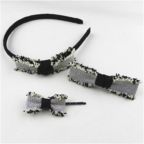 fashion style China custom baby girl elastic hairband