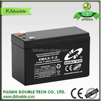 storage battery 12v 7.2ah ups rechargeable battery