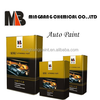 Multipurpose 2K Metal Primer Coating Paint