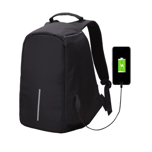 Latest Multi-Function Large Capacity Travel Anti-theft Security Casual Backpack Laptop Computer Bag with External USB Charging