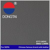 2015 wholesale artificial sofa leather fabric Factory direct sale