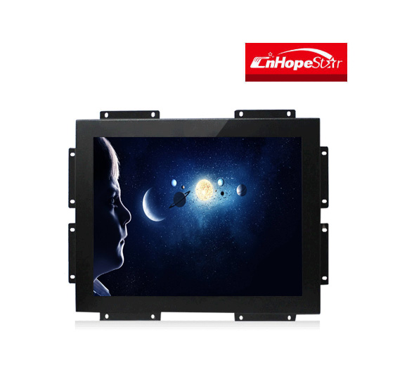 All Size Available 15 17 19 20 22 24 inch open frame IR Infrared touch screen lcd monitor with DVI VGA HDMI input