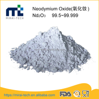 Material of neodymium iron boron permanent magnetic cheap neodymium oxide price
