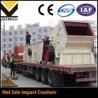 Mobile impact crusher machine spare parts