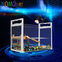 Nomoy 2016 hot sale acrylic aquarium fish tank for sale