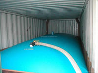 Transportation liquid container of flexitank/flexibag for food stuffs and palm ois ,industrial oils sorbital