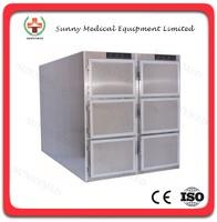SY-U018 Medical Cryogenic Equipments Morgue Refrigerator Corpse Fridge