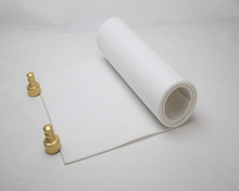 High permeability non woven polypropylene fabric
