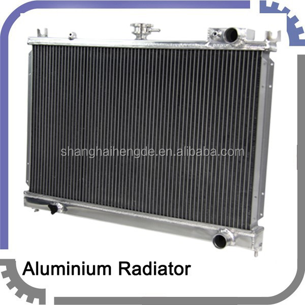 High performance FORNISSAN Pintara/Skyline R31 86-93 RB20/RB20DET MT cooling radiator parts