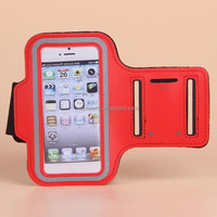 Running Jogging Sports armband with key pocket for iphone 6plus 6 5 5S 5C