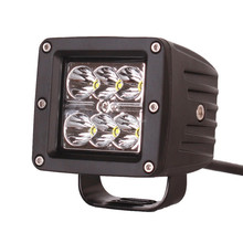 waterproof boat trailer lights truck led 24v 18w spot or flood light heavy duty off road led light