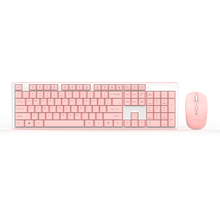hot sale METOO C160 2.4ghz wireless keyboard and mouse combo